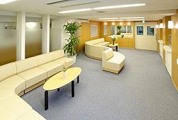 大腸大部屋前処置室
